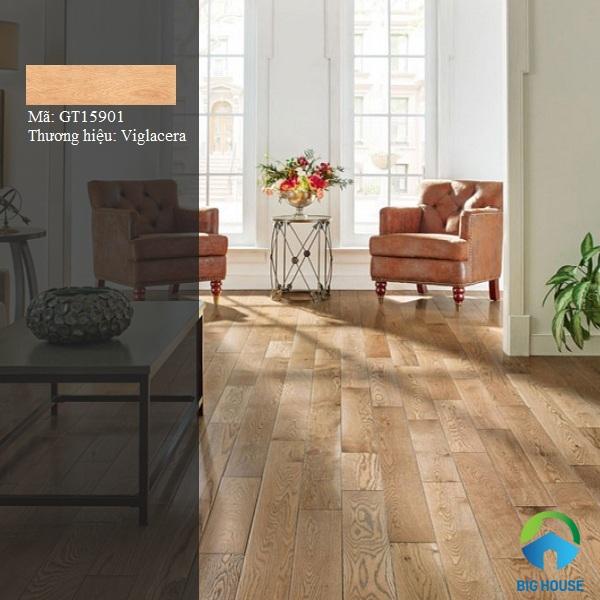 gạch giả gỗ 15x90 viglacera độc đáo