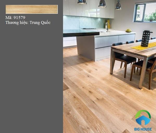 gạch giả gỗ kích thước 15x90 trung quốc ấn tượng
