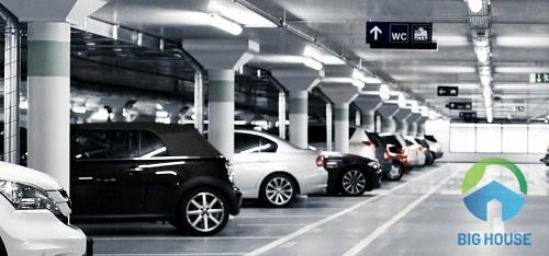 gạch lát gara ô tô chất lượng cao
