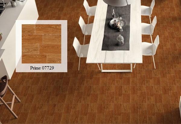 gạch lát nền giả gỗ prime