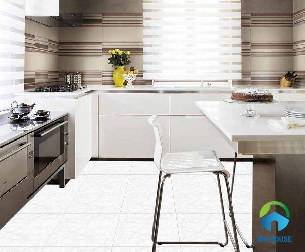 18+ Mẫu gạch lát nền màu trắng Đẹp Tinh Tế – Sang Trọng nhất