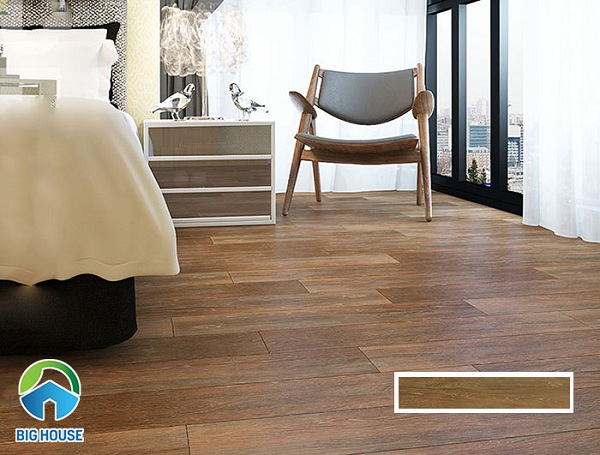 gạch lát nền vân gỗ hoàn mỹ 12005