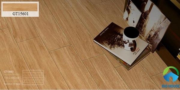 gạch lát nền vân gỗ viglacera