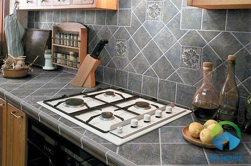 gạch ốp bàn bếp 1