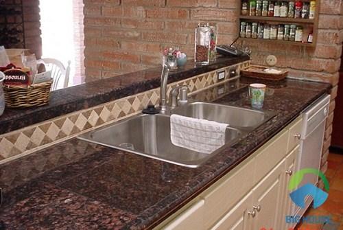 gạch ốp bàn bếp chất lượng cao