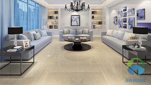 mẫu gạch porcelain 600x600 chất lượng