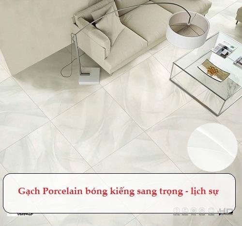 Gạch Porcelain bóng kiếng Chất lượng cao