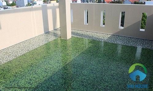 Gợi ý các mẫu gạch lát sân thượng đẹp mắt