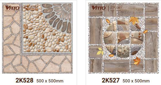 Các mẫu gạch lát sân thượng đẹp