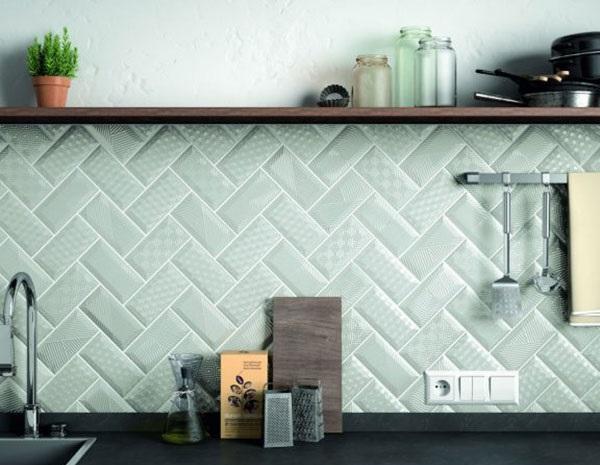 Top 20 mẫu gạch thẻ ốp tường bếp Đẹp Độc Đáo nhất 2021