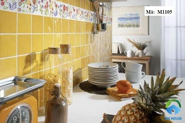 gạch thẻ ốp tường bếp 1