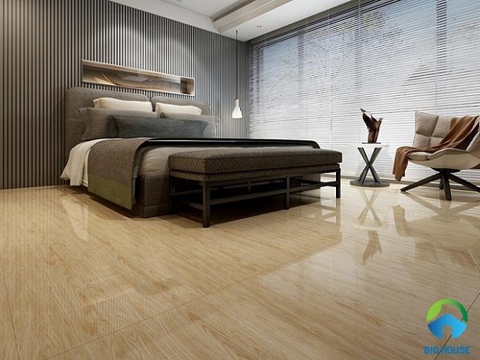 13 Mẫu gạch vân gỗ 60×60 Đẹp Ấn Tượng không thể bỏ lỡ 2021