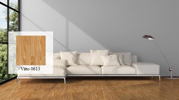 gạch vân gỗ vitto