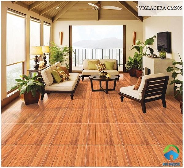 gạch viglacera giả gỗ 50x50