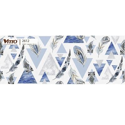 Gạch Vitto 2612 ốp tường trang trí 30×80