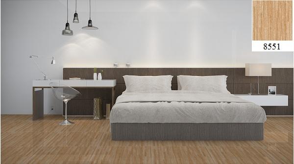 Mẫu gạch lát phòng ngủ Vitto