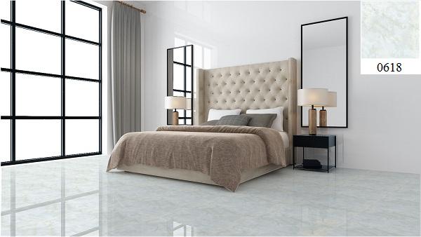 Mẫu gạch lát nền phòng ngủ Vitto