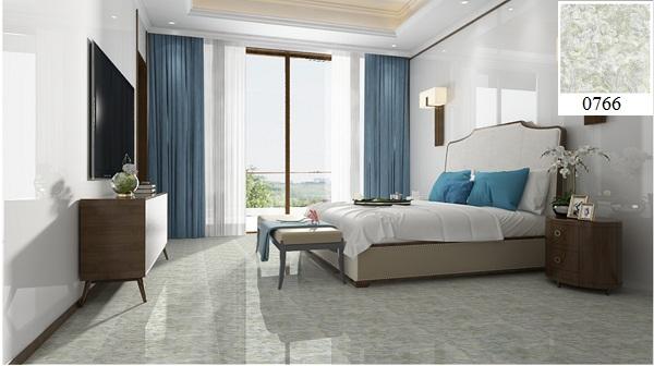 Gạch lát nền phòng ngủ Vitto