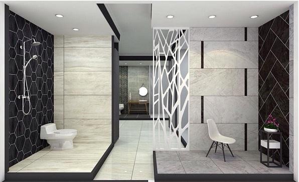 100 Mẫu gạch ốp tường Đẹp Mê Mẩn cho từng không gian