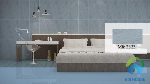 những mẫu gạch ốp tường phòng ngủ đẹp 7
