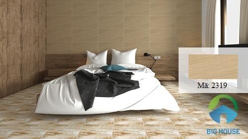 những mẫu gạch ốp tường phòng ngủ đẹp 8