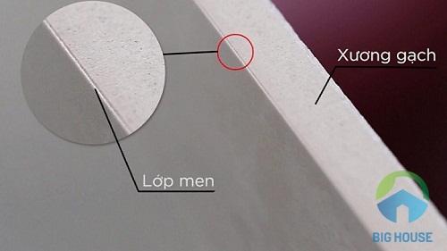 Xương gạch là gì? Phân biệt các loại xương gạch: Đá, Ceramic, Bán sứ
